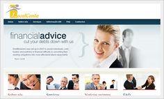 Website para Empresa Local Conta, Contabilidade