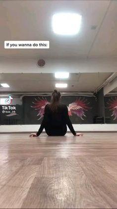 Pole Fitness Moves, Pole Moves, Pole Dancing Fitness, Ballet Dance Videos, Dance Tips, Dance Poses, Gymnastics Skills, Gymnastics Workout, Pole Dance