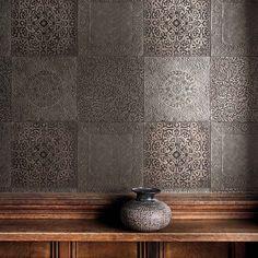 Tile Wallpaper, Wallpaper Paste, Wallpaper Online, Adhesive Wallpaper, Pattern Wallpaper, Application Pattern, Metallic Luster, Latest Wallpapers, Cole And Son