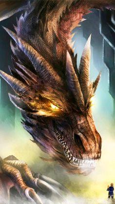 f Ancient Dragon underdark f Halfling Bard Cloak story Fantasy Dragon, Dragon Art, High Fantasy, Fantasy Art, Fantasy Images, Fantasy Creatures, Mythical Creatures, Dragon Occidental, Dragon Tattoo Sketch