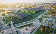Gallery of Katowice International Conference Centre / JEMS - 8