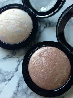 Trying MAC Lightscapade and Soft & Gentle on The Prosecco Diaries