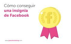 La deseada #insigniaazul de #Facebook. ¿Cómo se consigue? En nuestro blog te hablamos de los dos tipos que podemos encontrar dentro de esta #RedSocial. ¿Qué distinción hace Facebook? http://www.yoseomarketing.com/blog/como-conseguir-una-insignia-de-facebook/