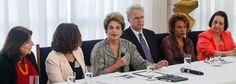 """Por Dentro... em Rosa: Dilma : """" Palácio da Alvorada virou prisão dourada..."""