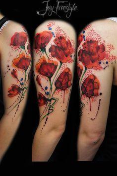 Jay Freestyle - freestyle tattoo artist