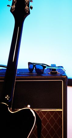 Inspired by the energy of live music - Burberry Spark Sunglasses