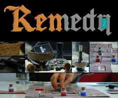 Remedy Game - Mitchell Cooper, Scott Thomson, Nikolas Lengyel, Maraea Walker, Aleena Khalid, 2013 Khalid, Media Design, Student Work, School Design, Foundation, Photo Wall, Creativity, Table Decorations, Game