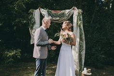 Уютная свадьба на опушке леса   Мастерская свадеб Tandem