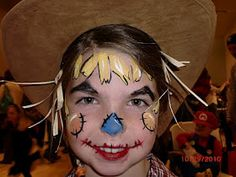 Face Painting Illusions and Balloon Art, LLC: Halloween Ghosts, Ghouls, Witches and such!
