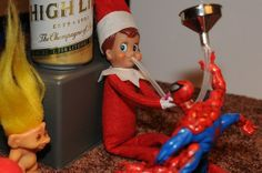 Even More Inappropriate Elf on a Shelf