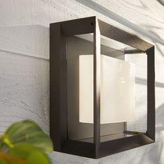 Philips Hue White & Color Ambiance Econic - Wandleuchte schwarz - quadra... | PHILIPS Hue | 1743830P7 - click-licht.de