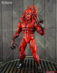 Toxin (Marvel Legends) Custom Action Figure