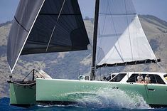 Sailing Catamaran, Boat Projects, Used Boats, Motor Boats, Great Lakes, Building Design, Cruise, Luxury, Cats