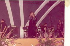 Festival del Atlántico Mari Trini cantante Puerto de la Cruz Tenerife