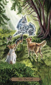 Llewellyn Worldwide - Magical Dogs Tarot
