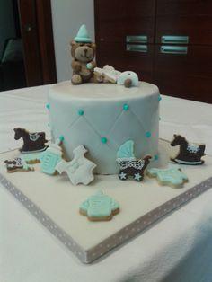 Torta baby shower cake