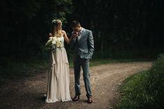 #aandberealbride // truvelle gown // minnesota wedding