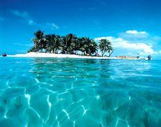 Belize, Central + South America: Silk Caye