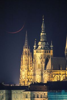 Prague Castle 10 top europe cites to visit