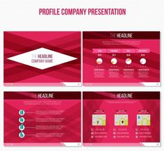 Company Presentation, Business Presentation, Power Point Template, Microsoft Powerpoint, Free Quotes, Company Names, Your Design, Infographic, Vector Freepik