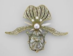 Orchid by R. Lalique