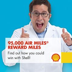 Glimpse: AIR MILES Cash Contest ~ and GIVEAWAY!!
