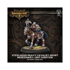 Steelhead Heavy Cavalry Grunt