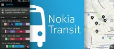 HERE Transit application for Nokia Asha 500 release, 501, 502 and 503 devices   After two months of beta testing, Nokia has released the final version of the Transit HERE application of the latest Asha phones, which run the new Asha Touch platform. Just like the Lumia WP version, the app makes it easy to Asha to easily navigate the availability of public transport for more than 800 cities, in 53 countries.