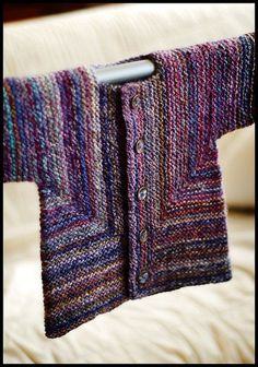 A Crafty House: Knitting and C