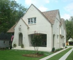 Love this English feeling home!  Edgewood Residence - spaces - birmingham - DWELL ing architecture