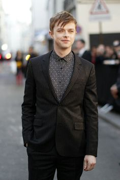 Dane DeHaan at The Amazing Spiderman 2, Paris Premiere. How is he real?? He's so perfect! Ugh.