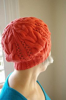 CABLED TEXTURED HAT