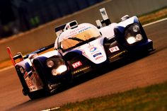 Toyota Hybrid at the 24 hours of Le Mans