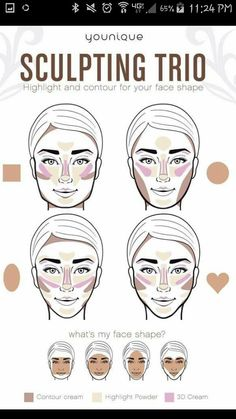 Love the fact younique bring out the best products, but also teach you how to use them! The sculpting trio is perfect for those contour beginners Read this article to know the expert tips on how to apply mascara to your bottom eyelashes perfectly Contour Makeup, Contouring And Highlighting, Eye Makeup, Face Contouring, Oval Face Makeup, Square Face Makeup, Makeup Eyebrows, Beauty Make-up, Beauty Hacks