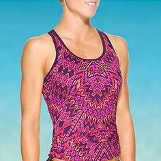 Cayo Coco Ready To Run Tankini | Athleta on sale for $15.99