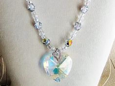 Bright Sparkle Heart by QuirkySuZdesigns on Etsy