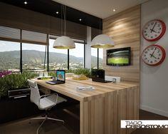 Tiago Crisostomo: Home Office