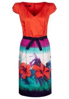 Vestito elegante - multicolore