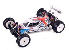 Schumacher Cougar SVR - 1/10 EP R/C Buggy