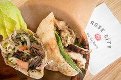 Rose City Kitchen | QUEEN WEST: 406 Queen W. | Middle Eastern snack bar | BlogTO