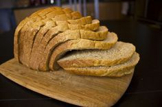 Soaked Whole Wheat Bread in the Bread Machine~~ This is a great bread!!  I am going to cut down on the sugar/honey a bit because it can get expensive and is a touch too sweet for me.  The family loved the bread!!  Yummy!!  Keeper recipe!!!