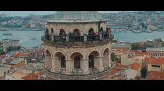 Θεαματική ξενάγηση στην Κωνσταντινούπολη από ψηλά! | Κωνσταντινούπολη
