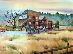 "http://sharonsharpe.com  Open Edition Fine Art Print by Sharon  ""Dry Creek"""