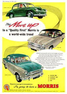 Image result for old British car ads images