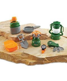 Take a look at this Camp Set by Learning Resources on #zulily today!