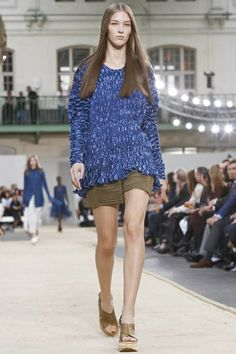 Chloe Ready To Wear Spring Summer 2014 Paris - NOWFASHION