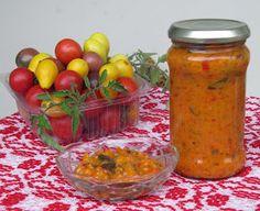 Jar, Canning, Vegetables, Food, Decor, Red Peppers, Dekoration, Decoration, Veggies