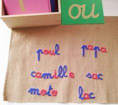 Découvrez comment les enfants de 4 ans apprennent à lire et à écrire facilement et rapidement grâce à la méthode Montessori ?
