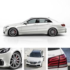 New Mercedes E63 AMG S .... Already in my garage ....