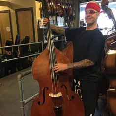 justinbieber: The face you make when you play a stand up bass